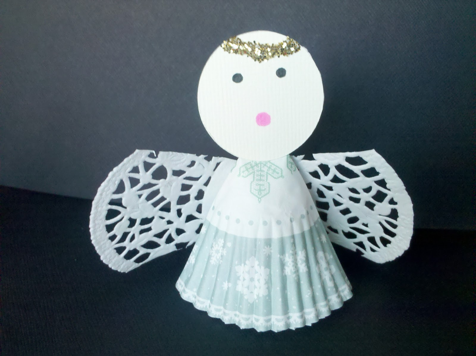 Uncategorized Paper Angel Crafts paper angel crafts laura williams crafts