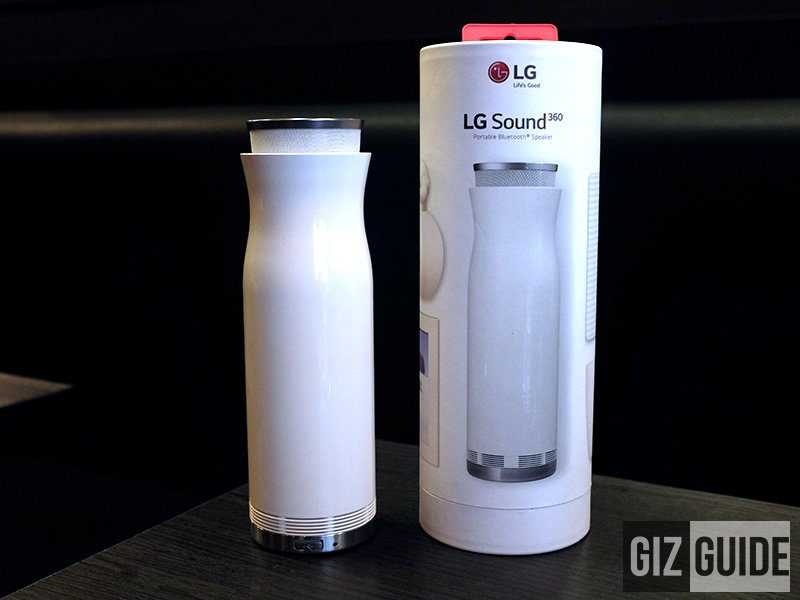 LG MUSICflow Sound 360 Review - An Elegant Centerpiece Speaker For Your Home!