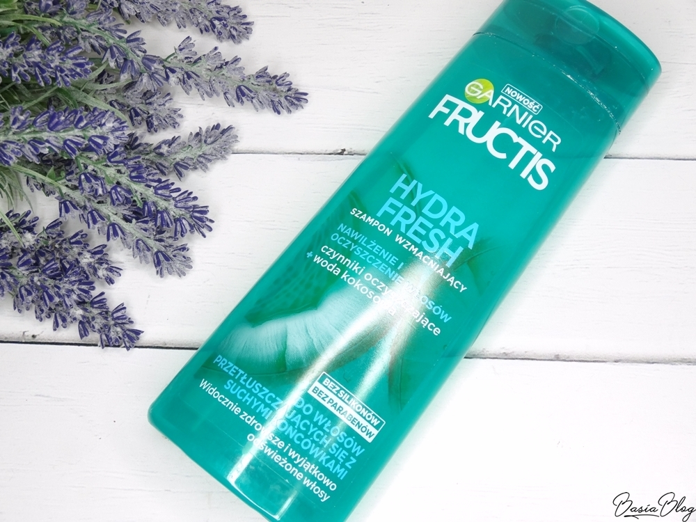 Garnier Fructis Hydra Fresh szampon recenzja