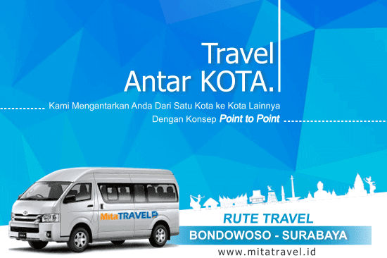 Travel Bondowoso Juanda / Surabaya