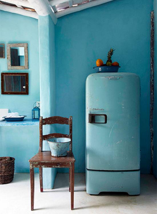 casa de praia, parede azul, a casa eh sua, acasaehsua,  casa na praia, decor, home decor, home, interior
