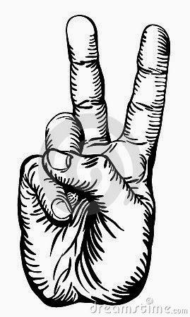 Simbolo Paz E Amor