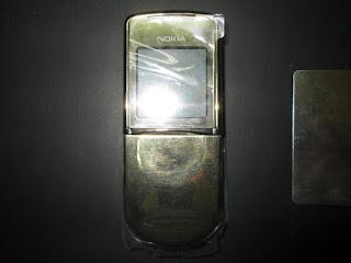 Nokia jadul 8800 Sirocco