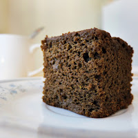 Buckwheat Molasses Quick Bread