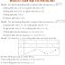 Trắc nghiệm ứng dụng đạo hàm khảo sát và vẽ đồ thị hàm số Nguyễn Đại Dương