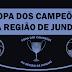 Copa dos Campeões terá 4ªs em Jarinu. Jayme Cintra talvez na reta final. Várzea sem jogos
