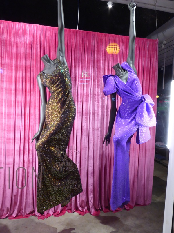 Emmy-nominated RuPauls Drag Race judging costumes