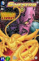 Os Novos 52! Sinestro #13