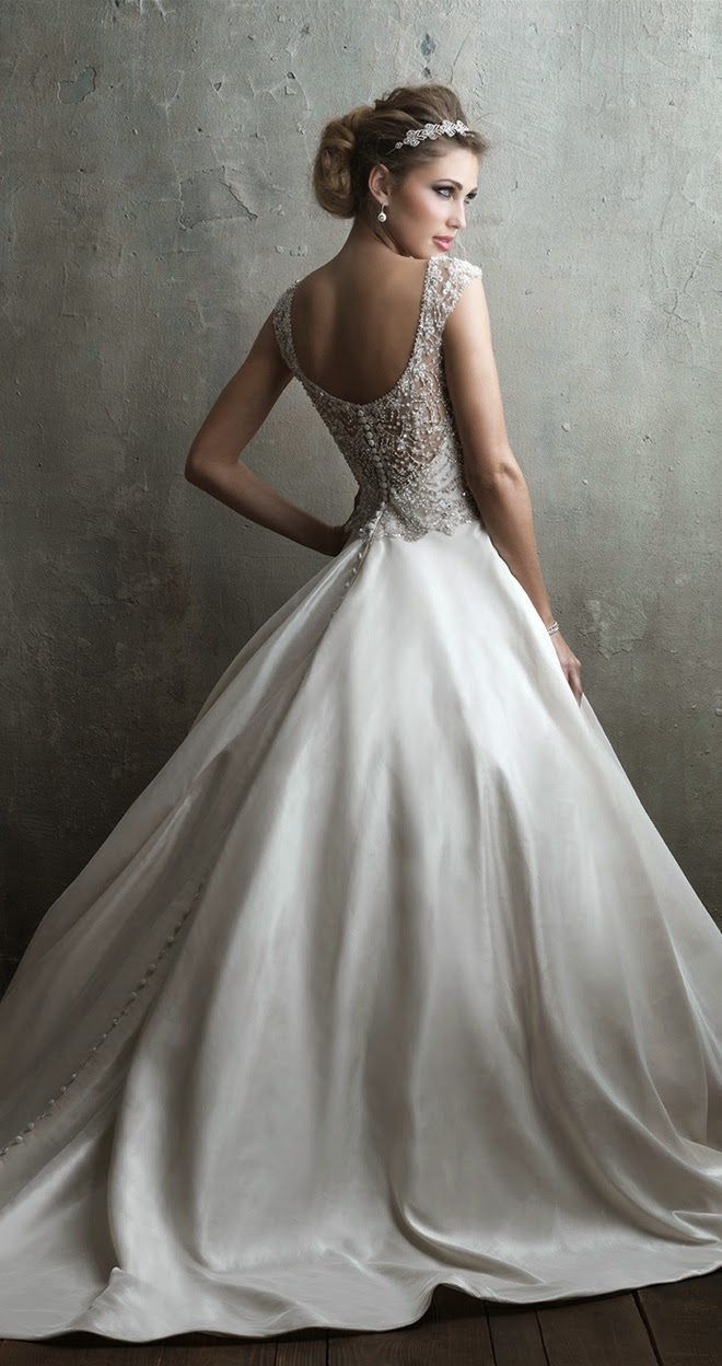 Allure Couture Fall 2014 Bridal Collection Belle The