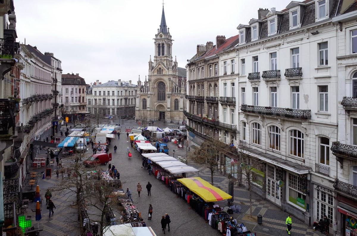 o que fazer em Bruxelas Saint Gilles