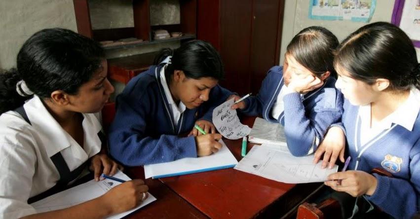 PRONABEC ofrece a escolares 1,000 becas para insertarse a mercado laboral al finalizar estudios - www.pronabec.gob.pe