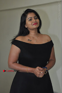 Telugu Actress Swathi Reddy Latest Stills in Black Gown  0022.JPG