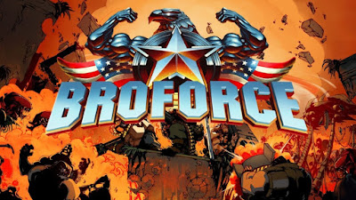 Portada Broforce
