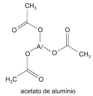 acetona de alumínio