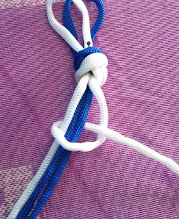 double half hitch knot macrame patterns, educational power creation