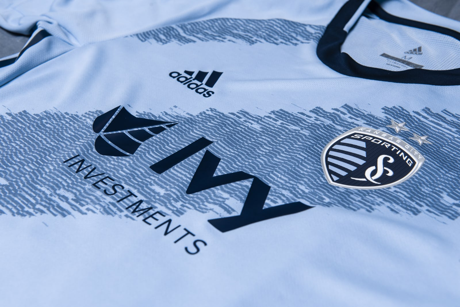 promo code 18a05 5656c Sporting KC 2019 Home Kit Released - Footy Headlines