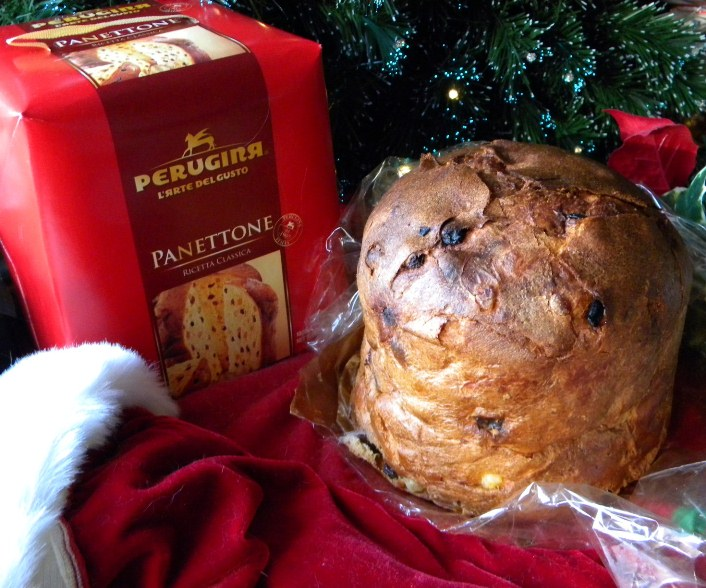 Italian Fruit Cake Recipes: Mystery Lovers' Kitchen: How To Make Christmas Pain Perdu