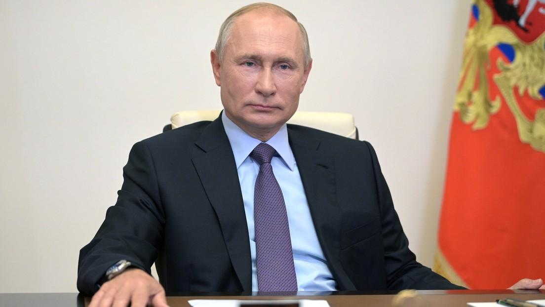 Paren todo! Las hijas de Putin se ha vacunado con la vacuna rusa contra el coronavirus