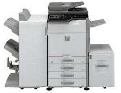 Sharp MX-M464N Printer Drivers Download