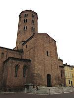 Iglesia; Church; Église; Basilica; Sant'Antonino; Piacenza; Plaisance; Emilia-Romagna; Emilia-Romaña; Émilie-Romagne; Italia; Italy; Italie