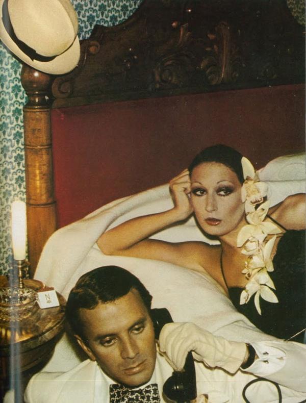 Style Crush: Anjelica Huston | Fitzroy Boutique