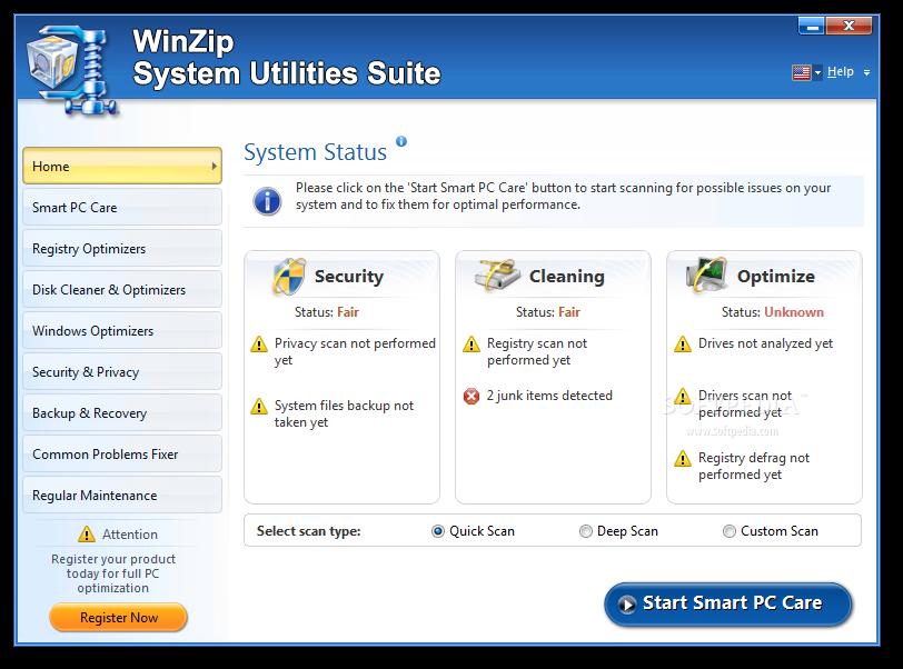 WinZip Pro 21 5 Build 12480 (32-64) BIT + keygen + patch + keys