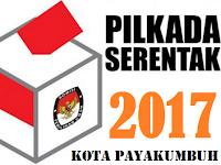 Pilwalkot Kota Payakumbuh: Hasil Hitung Cepat / Quick Count Terbaru