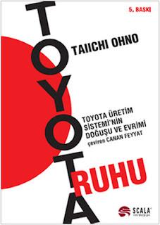 Taiichi Ohno - Toyota Ruhu