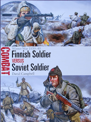 Finnish Soldier vs Soviet Soldier