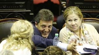 La diputada nacional del Frente Renovador salió al cruce de los dichos de la ex presidenta en los diálogos con Parrilli