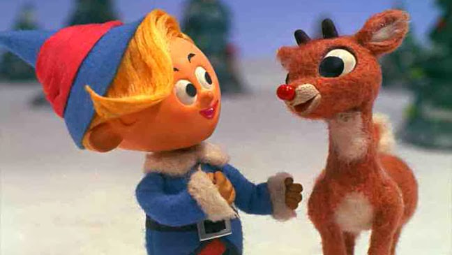Rudolph the Red-Nosed Reindeer Arthur Rankin Jr. animatedfilmreviews.filminspector.com