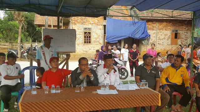 Abdiyanto Buka Turnamen Volly Rambai Cup