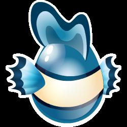 Aparência de ovo Dragão do Mar Profundo