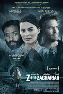 Z for Zachariah Poster