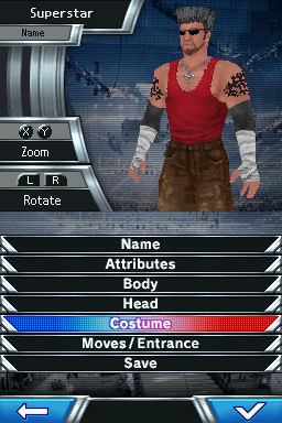 WWE Smackdown vs RAW 2010 screenshot 1