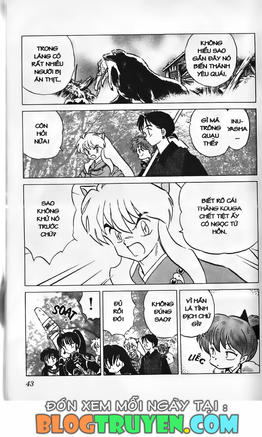 Inuyasha vol 15.3 trang 4