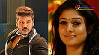 Rules differ for Lawrence and Nayanthara