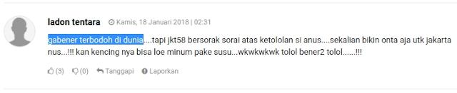 netizen komentar sebut gubernur terbodoh di dunia