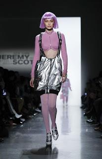 Gigi Hadid On The Runway Of Jeremy Scott Fashion Show In New York 2018