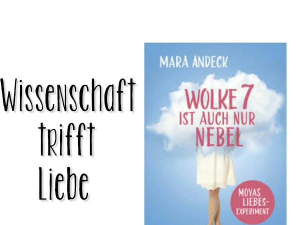 REZENSION||WOLKE 7 IST AUCH NUR NEBEL~MARA ANDECK