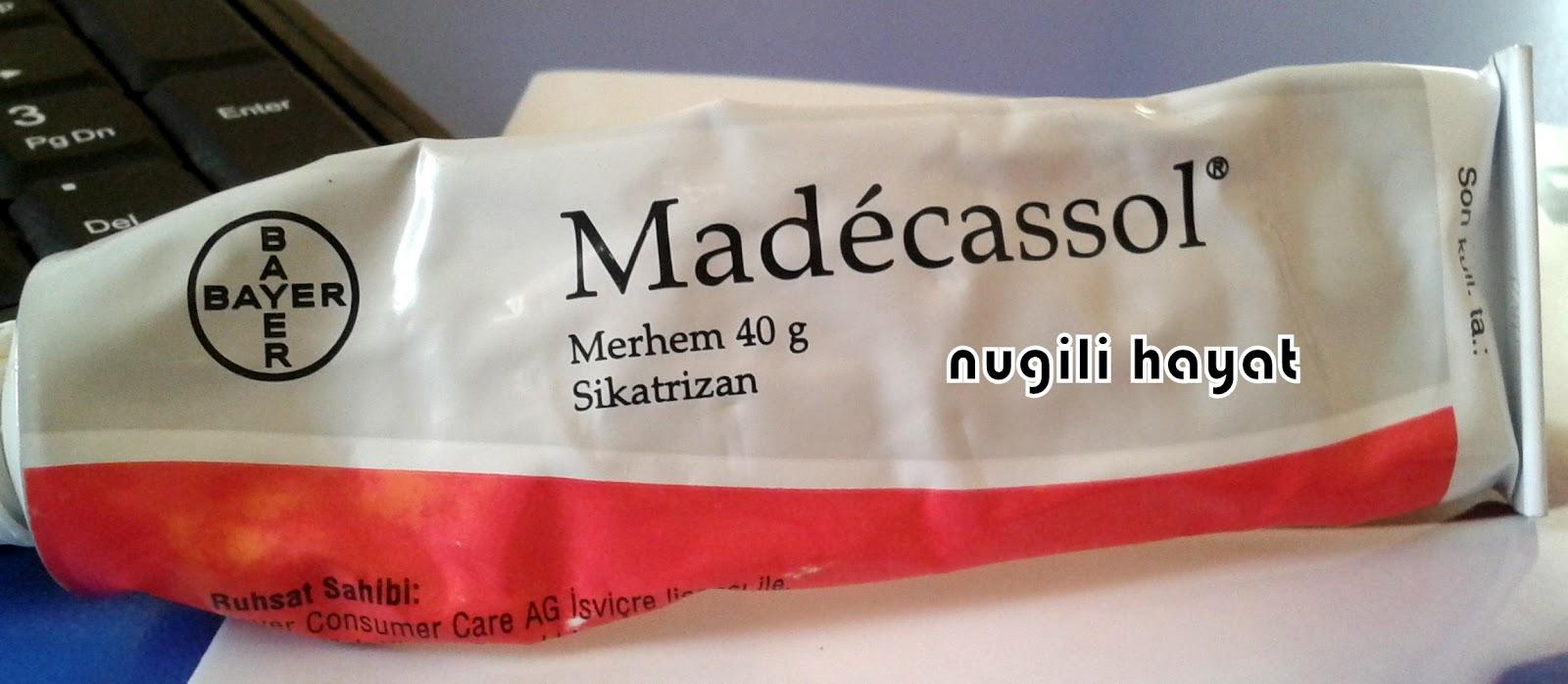 Madecassol Kremi Kullanımı ve Faydaları
