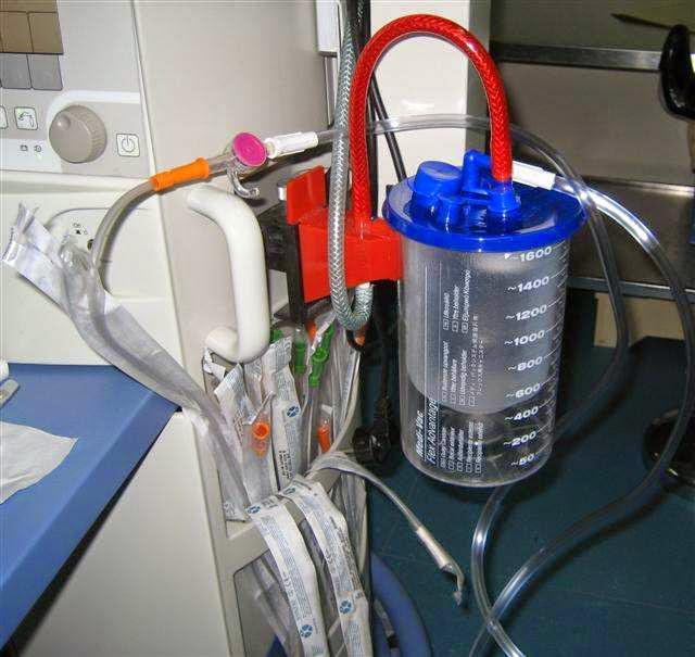 aspiration trachéo bronchique infirmier monter matériel