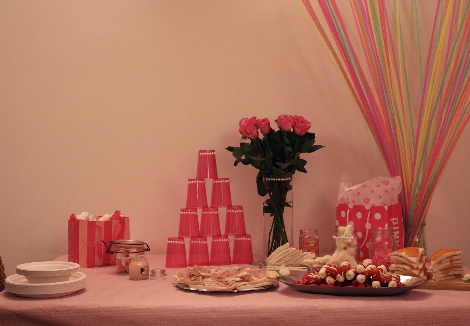 Pink Snacks