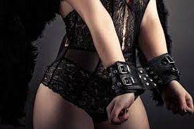 Correas y articulos de cuero para sado y BDSM