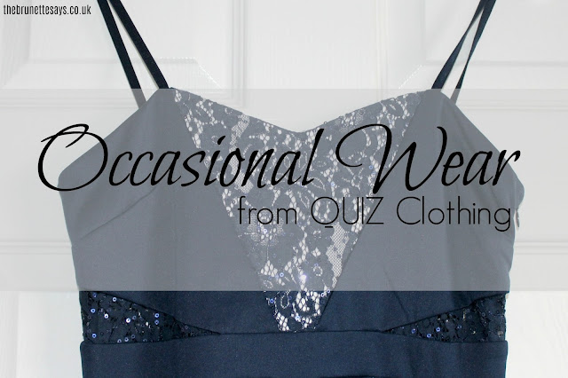 fashion, QUIZ Clothing, occasional wear, formal wear, dress, evening gown