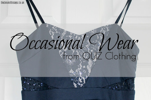 Occasional Wear from Quiz Clothing