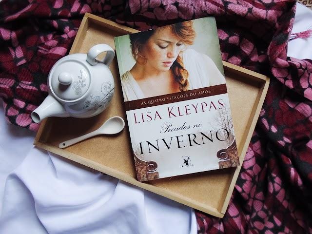 [RESENHA] Pecados no Inverno – Lisa Kleypas (Editora Arqueiro)