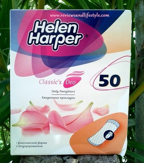 Helen Harper Panty Liners India buy online privyshop