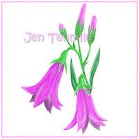 Digital Art by Jen Tennille Illustration and Design.