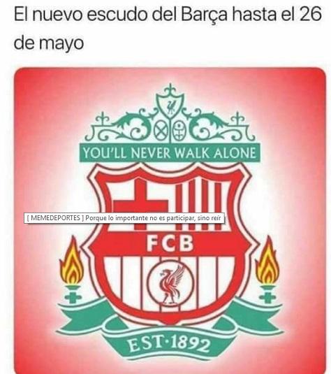 memes del Clásico Barça-Madrid 2018